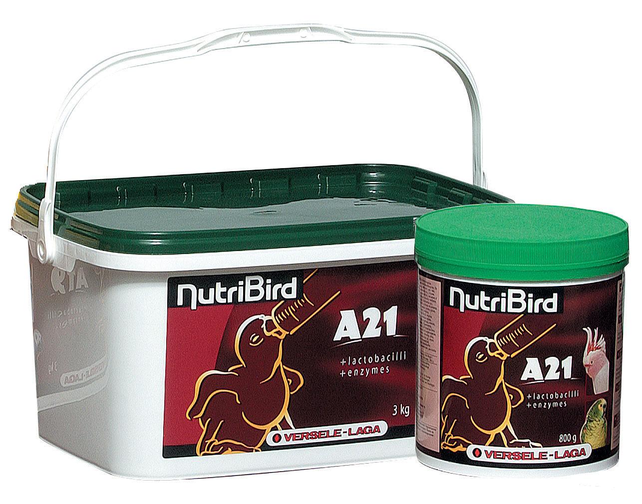 Bột Nutribird A21
